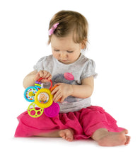 Spin & Rattle Teething Toy