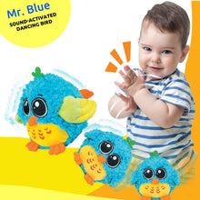 Mr. Blue My Dancing & Singing Bird