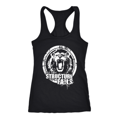 Women's Lion Racerback