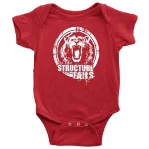 Baby Bodysuit Lion