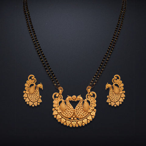 Peacock Mangalsutra