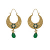 JFL-Beautiful Gold Green Bali.
