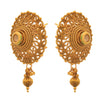 Traditional Ethnic One Gram Gold Plated Kundan Designer Stud Earring for Women and Girls.