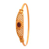 JFL - Traditional Ethnic One Gram Gold Plated Designer Bangle, Kada for Women & Girls.