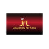 JFL - Fusion Ethnic One Gram Gold Plated Cz American Diamond Designer Earring for Women & Girls.