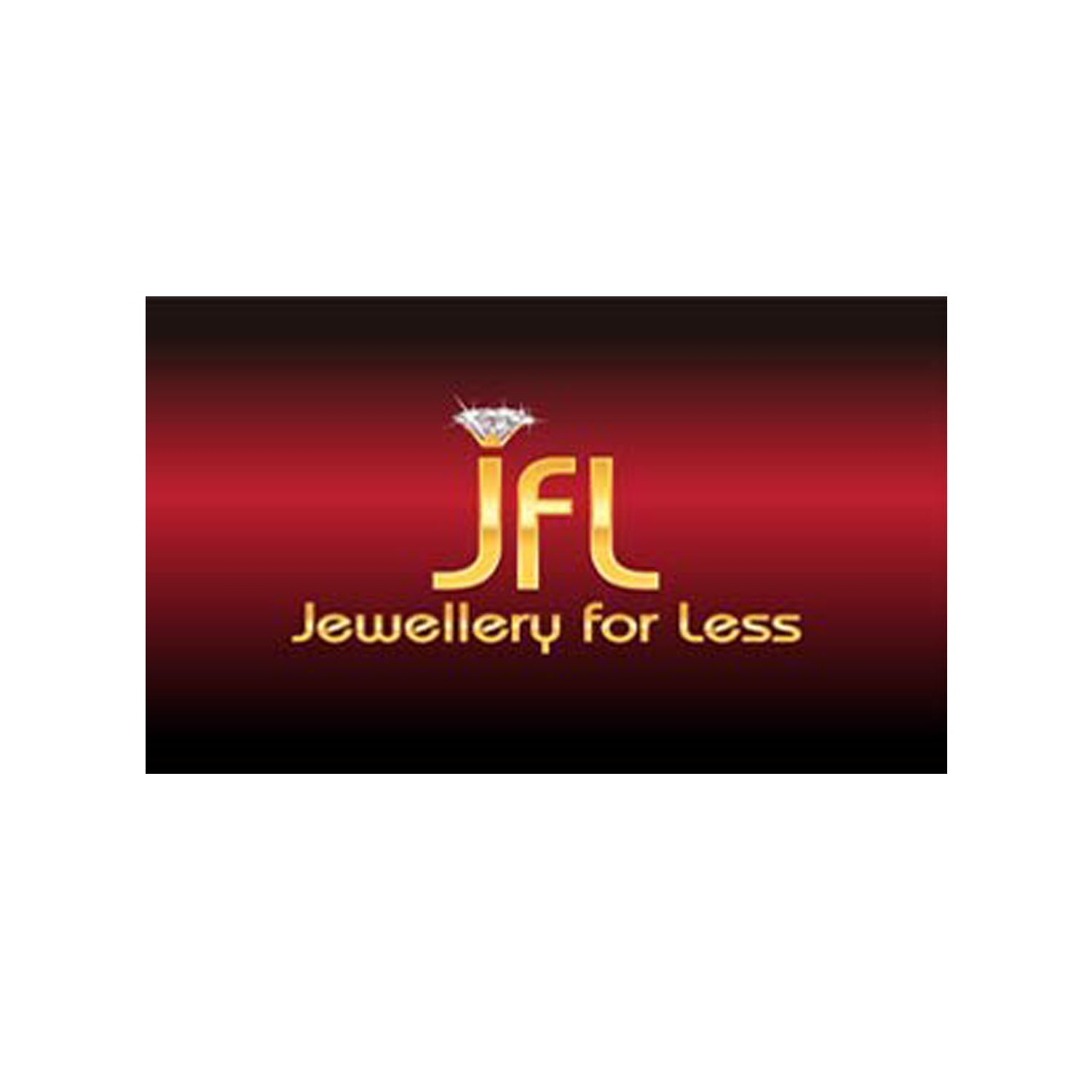 JFL - Fusion Ethnic One Gram Gold Plated Cz American Diamond Designer Earring for Girls and Women