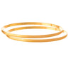 JFL-Jewellery For Less Traditional Ethnic Fusion One Gram Gold Plated Designer Bangle Set For Women