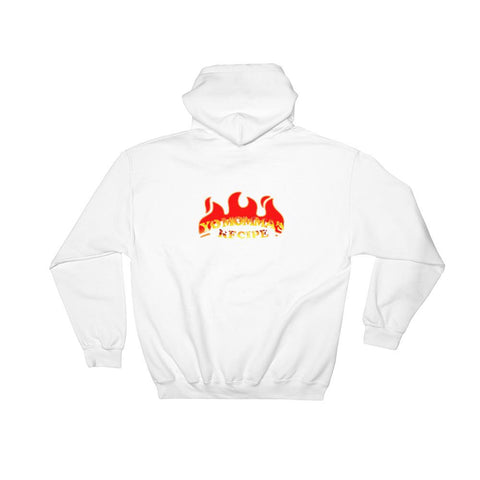 Client BBQ Reversed Hooded Sweatshirt