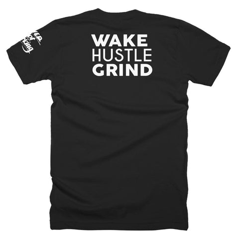 Customize your Wake Hustle Grind Short-Sleeve T-Shirt