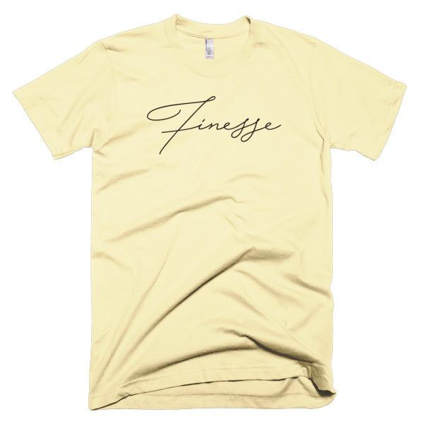 Finesse Short sleeve men's t-shirt - WHGHOLLYWOOD