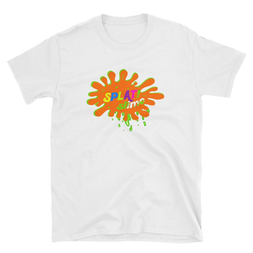 Splat! Slime Short-Sleeve Unisex T-Shirt - WHGHOLLYWOOD