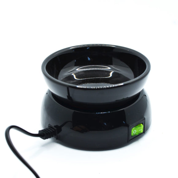 Black Electric wax warmer