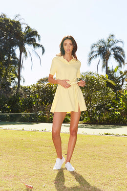 Clinkers Polo Dress