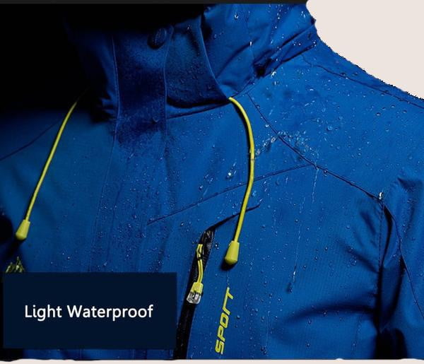 Waterproof Jacket (Men & Women)