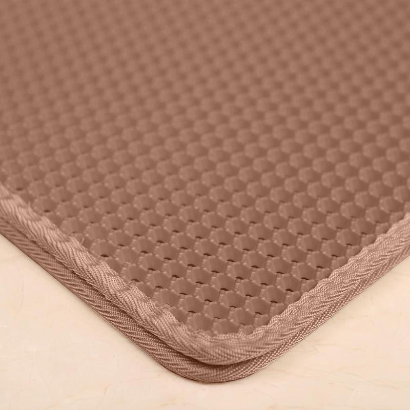 Waterproof-Double Layer Litter mat for cats