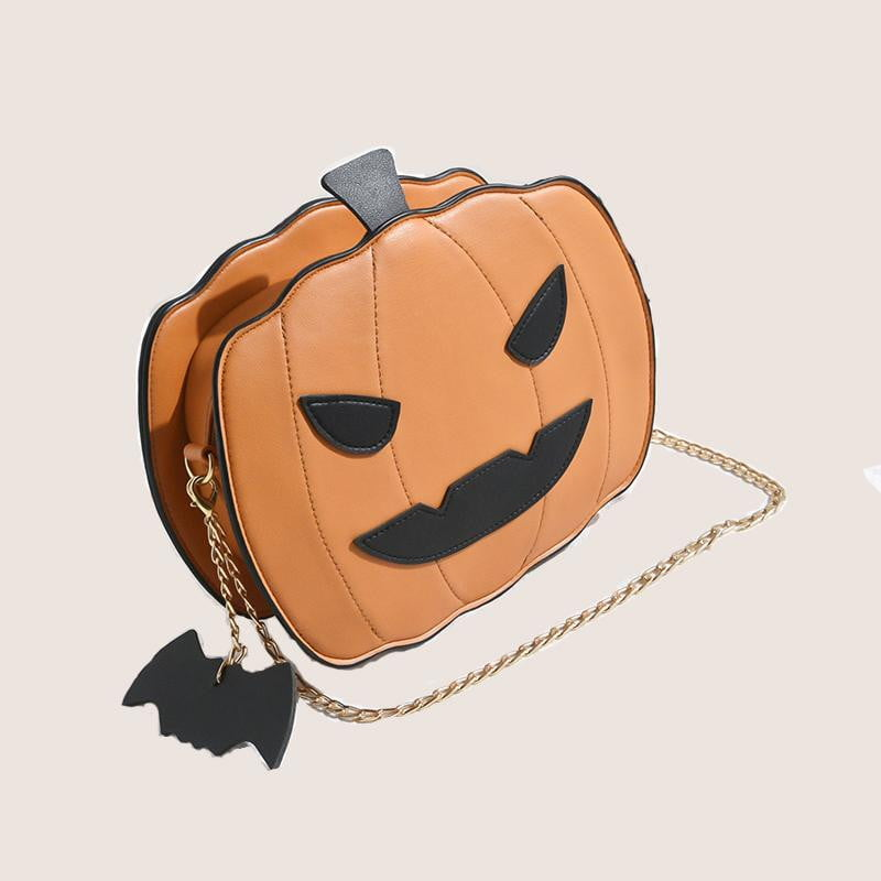 Halloween Leather Bag