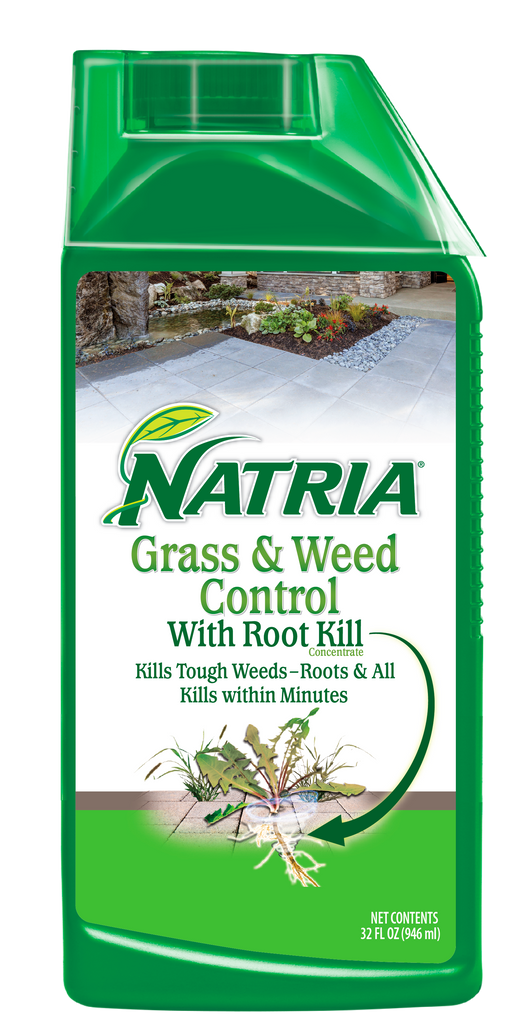 Grass & Weed Control With Root Kill (32 FL OZ Concentrate)