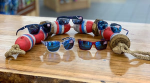 Show Off Your Patriotism With These New Costa Frames