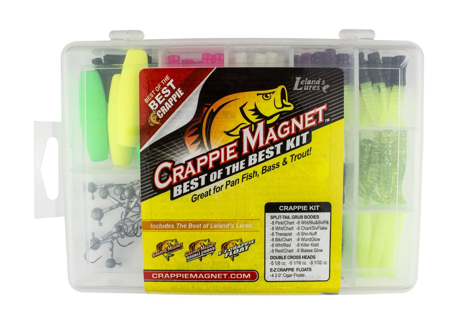 Crappie Magnet Best of The Best Kit