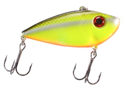 Strike King 1/4 Red Eye Shad - TailwaterOutfitters