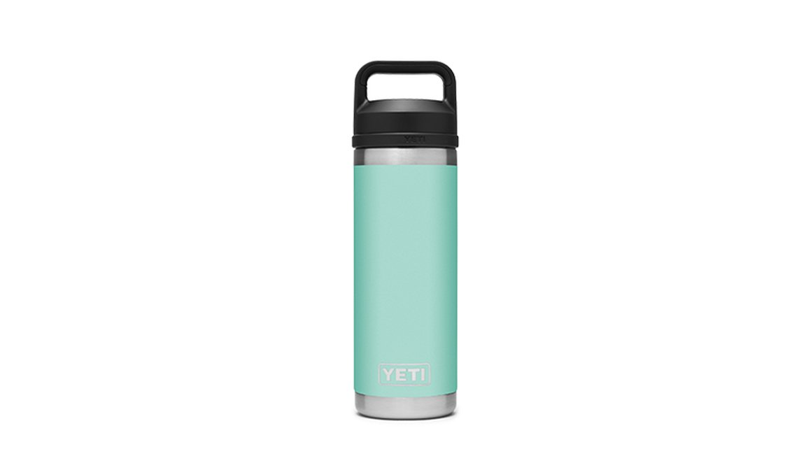 Yeti Rambler 18oz Bottle Chug