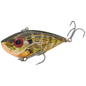 Strike King Red Eye Shad 1/2oz Tungsten 2 Tap - TailwaterOutfitters