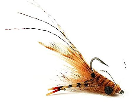 Umpqua Ragin Craven Lead Eye Tan - TailwaterOutfitters