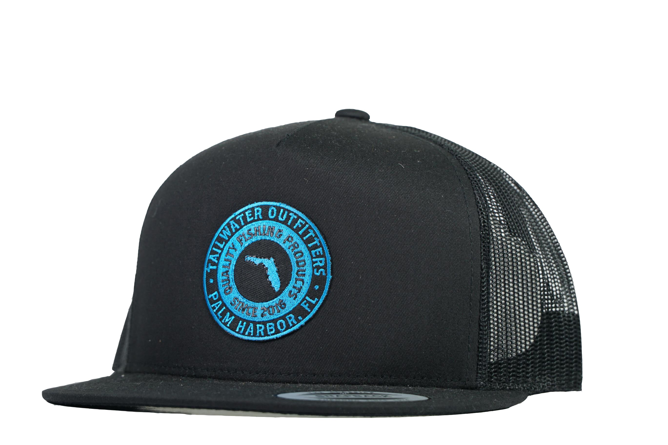 5 Panel Florida Patch Trucker - TailwaterOutfitters