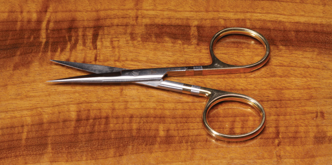 "Dr Slick 4.5"" Curved Hair Scissors - TailwaterOutfitters"