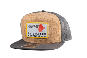 Fly Patch Trucker - TailwaterOutfitters