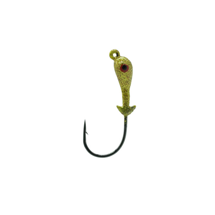 Mission Fishin Jig Head 1/4Oz - TailwaterOutfitters