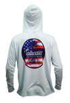 Hoodie Micro - Flag Patch - TailwaterOutfitters