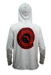 Hoodie Micro - Florida Patch - TailwaterOutfitters