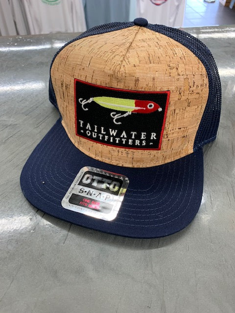 Topwater Patch 5 Panel - TailwaterOutfitters