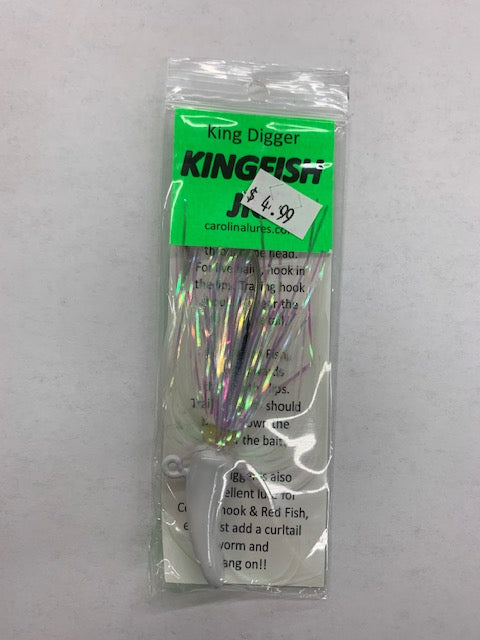 Carolina Lures King Fish Jig - TailwaterOutfitters