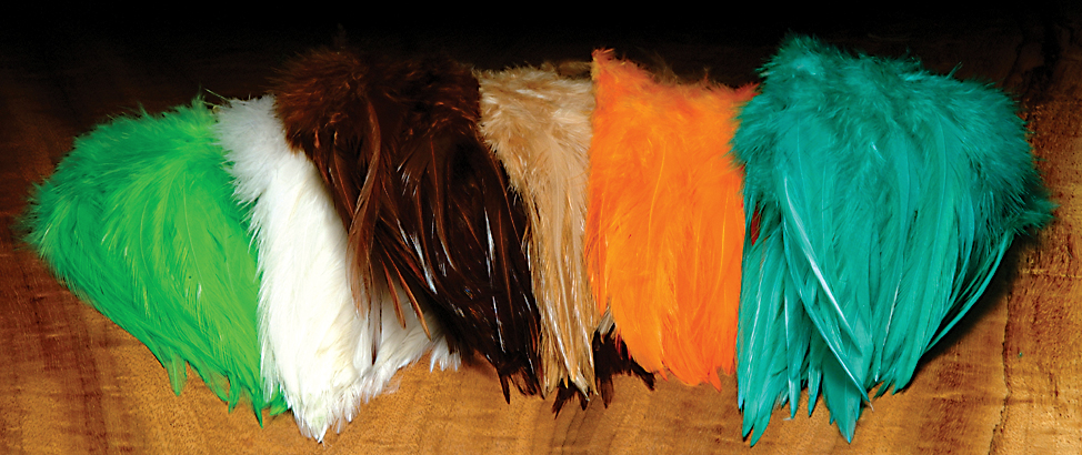 "Strung Chinese Saddle Hackle 5""-7"" - TailwaterOutfitters"