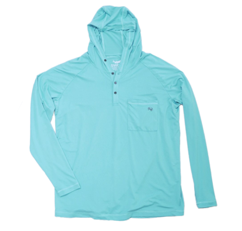 Skinny Water Culture Hawksbill Hoodie - TailwaterOutfitters