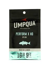 Umpqua Perform X HD Redfish Leader