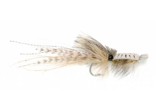 Umpqua Gurglin' Shrimp Tan