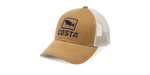 Costa Bass Trucker XL Working Brown - TailwaterOutfitters