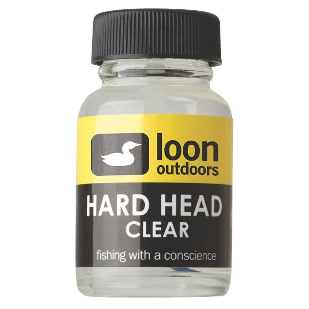 Hard Head - Clear - TailwaterOutfitters