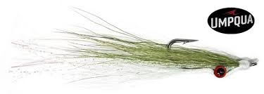 Umpqua Clouser Minnow 2/0 - TailwaterOutfitters