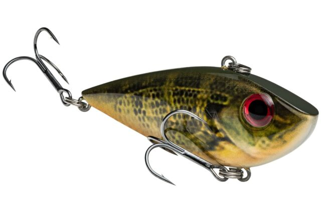 Strike King 3/4 Red Eye Shad - TailwaterOutfitters