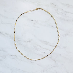 Marquise Chain Necklace