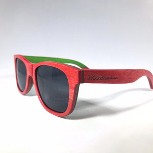 Woodensun - Barcelona Red
