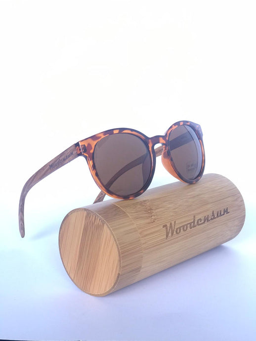 Woodensun - 	Bogota Animal Print Zebra Wood