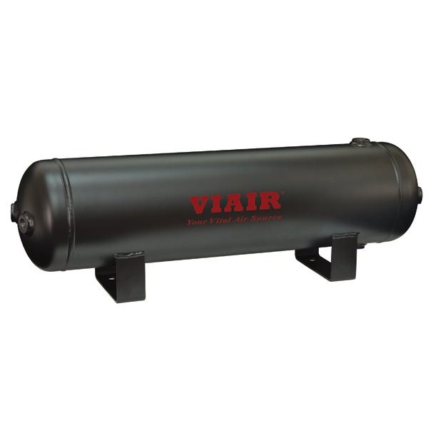 2.5 Gallon Air Tank (Six 1/4in NPT Ports, 200 PSI Rated)