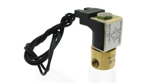 Air Solenoid Valve 1/8th FNPT fittings 12 volt