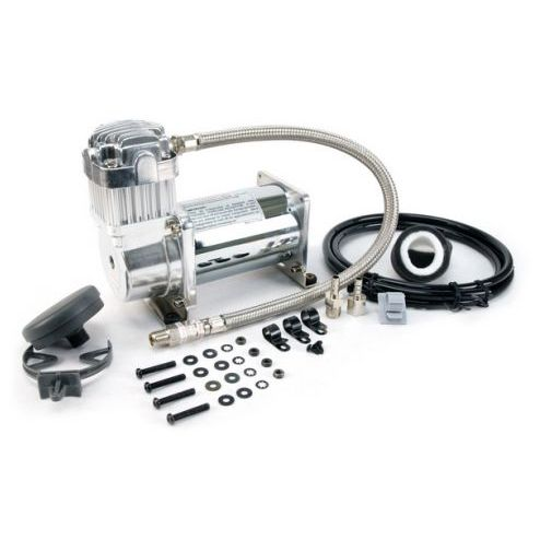 325C Chrome Compressor Kit 12V 33% Duty Sealed
