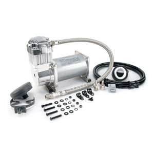 325C Silver Compressor Kit 24V 33% Duty Sealed